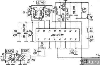 принципиальная схема siemens s7 300